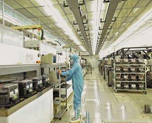 半導體集成電路制造手冊_半導體集成電路制造技術_半導體芯片制造系統建模與優化調試控制