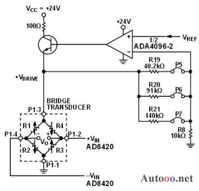 电桥进行温度补偿的原理_双臂电桥原理接线图