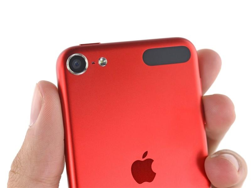 六代iPod touch完全拆解:电池、内存天大惊喜