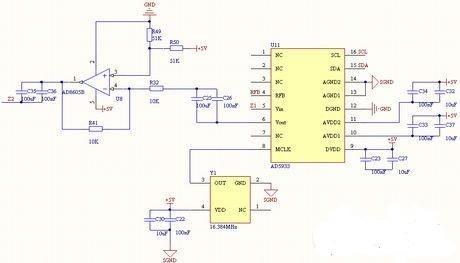 智能电导率系统电路设计详解