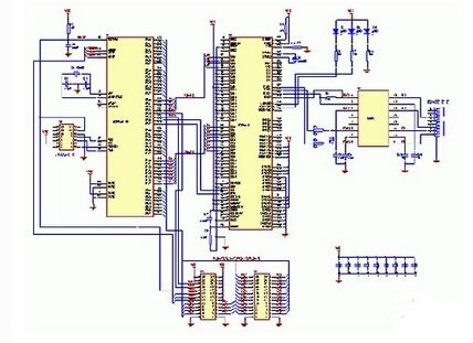 硬件电路原理图