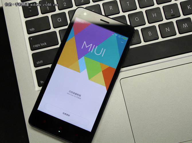 升级后的安卓版本为4.4.4 并未发现新增的四套系统UI   但升级之后,我们发现其安卓版本为4.4.4,而同期适配红米Note2的MIUI 7系统是基于Android 5.0。对此官方的解释是:MIUI的版本和Android的版本没有对应关系,MIUI 7视不同机型而异,既有现跑在4.4的,也有运行在L上的,但MIUI有自己的完整、成熟、统一的功能体系和性能优化机制,使用体验是完全一致的。综上所述,在一致使用体验下,MIUI体系内关注安卓版本号其实并没有意义。   并且当我们在这部红米2A打