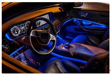 基于LIN通信的车内环境照明解决方案