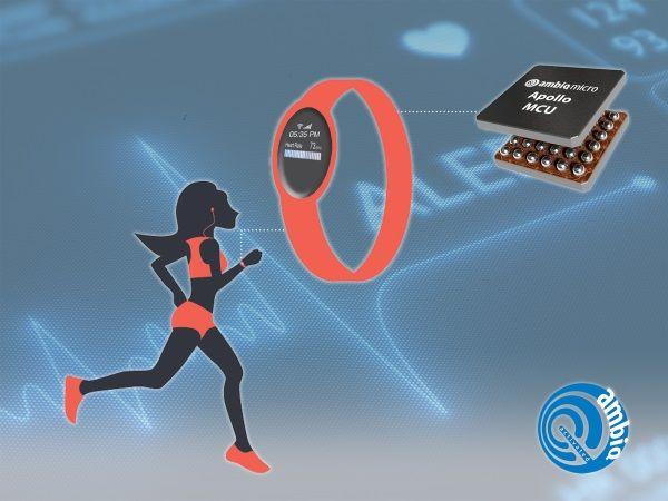 用于新一代可穿戴产品的ARM M4F+PPG光学心率监测解决方案