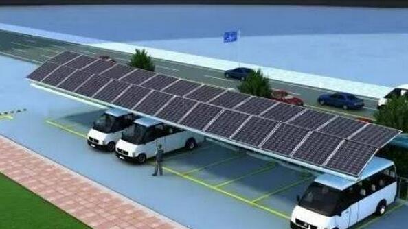 适用于单班制出租车及微公交运行的集中充电场站。单班制出租车及微公交运行与公交大巴车运行模式类似,夜间集中充电,白天根据运行需求进行快充补电。但其又不同于公交大巴车,其夜间一般集中采用交流慢充的方式充电,白天采用直流快充的方式补电,满足其运行需求。 特点: 1) 10kV电力接入,配电、变电、充电集成一体化,施工周期7天; 2) 箱式变电站占地面积小,约6个平米; 3) 充电系统模块化设计,一套充电系统设备可同时满足15辆出租车快充需求,每天可服务区域100辆单班制出租车或微公交充电,同时系统模块化设计,