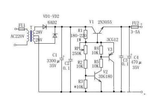 电子工程师必须掌握的电路图集锦