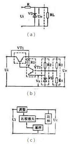 如何迅速解读电路图之稳压电路