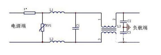 智能电动机系统保护电路设计解析
