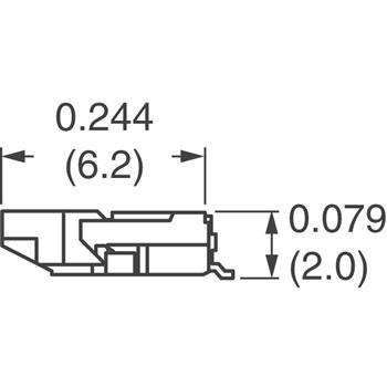 FH12A-15S-0.5SH外观图