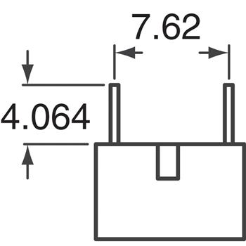 HLMP-2885外观图