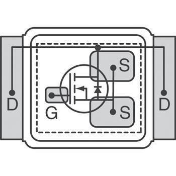 IRF6628TR1PBF外观图