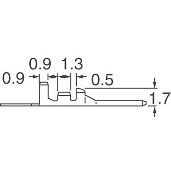DF11-EP2428PCF外观图