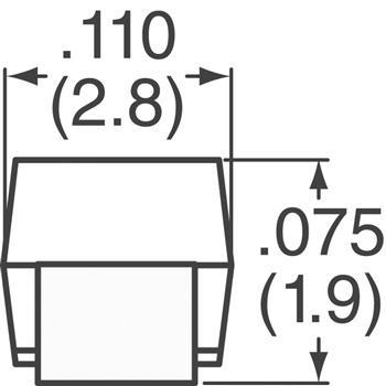 T520B107M006ATE040外观图