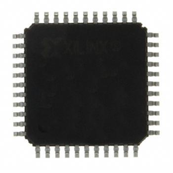 XC9572XL-10VQ44C外观图