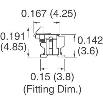 FH12-49S-0.5SV外观图