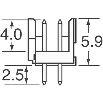 10075025-G01-34ULF外观图