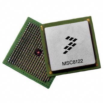 MSC8122TVT6400外观图