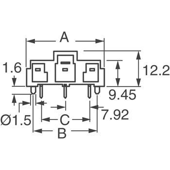 DF22R-5P-7.92DS外观图