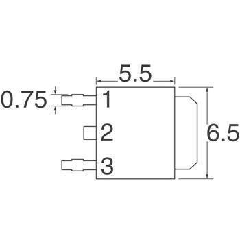 2SD1760TLR外观图
