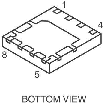 FDMS8662外观图