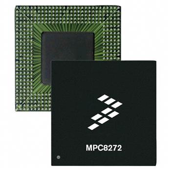 MPC8272CVRMIBA外观图