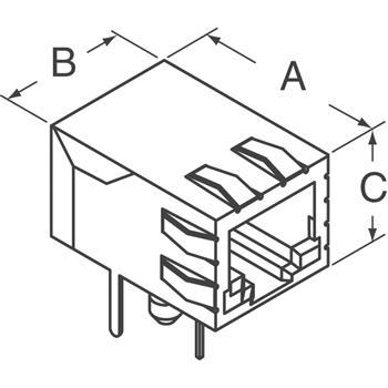 08B0-1X1T-03-F外观图