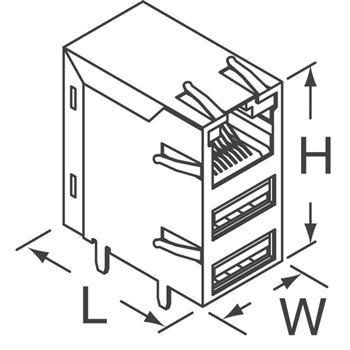 JW0-0006NL外观图