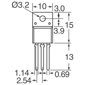 2SK3566(STA4,Q,M)外观图