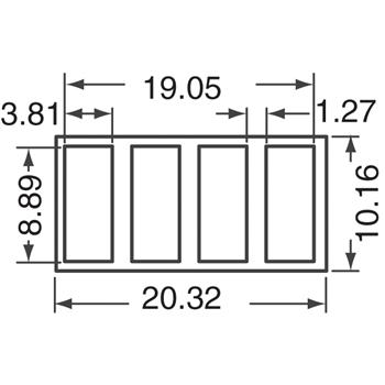 HLMP-2620外观图