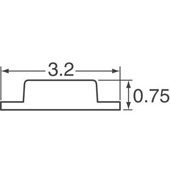APT3216SGC外观图