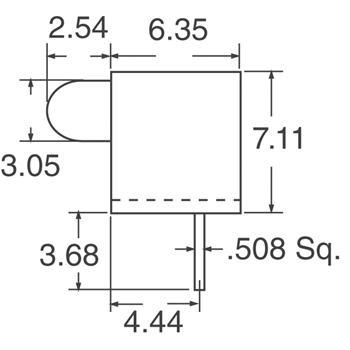 551-0307-004F外观图