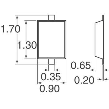 1N4148WT-7外观图