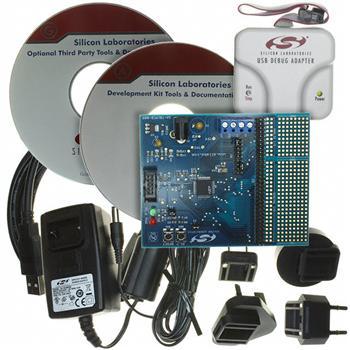 C8051F005DK外观图