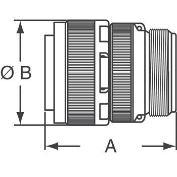 N/MS3106A36-10P外观图
