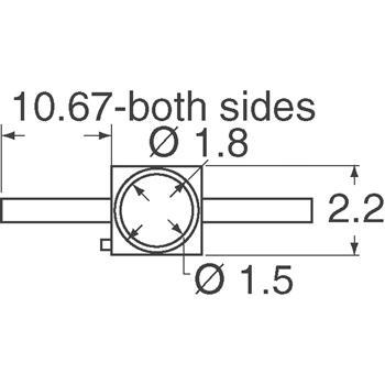 HSDL-5400外观图