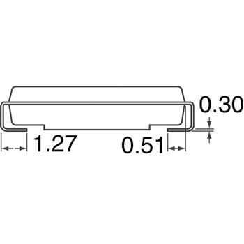 1.5SMC33AT3G外观图
