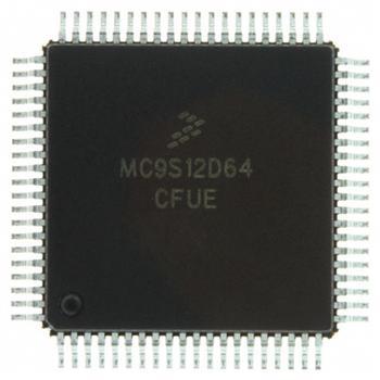 MC9S12D64CFUE外观图