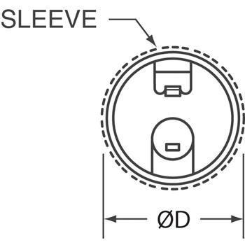 DB-5R5D334T外观图