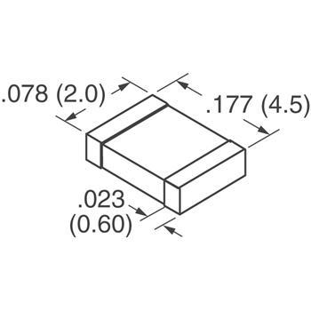 C1808C301JZGACTU外观图