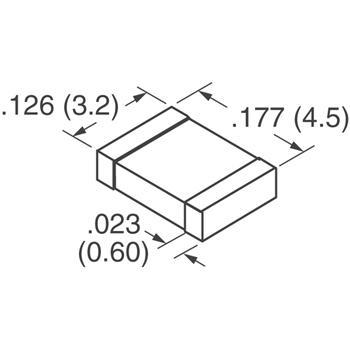 C1812C102KDRACTU外观图