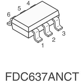 FDC6401N外观图