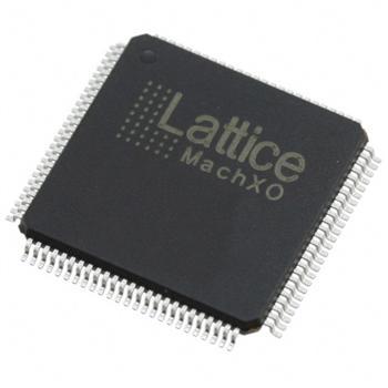 LCMXO640C-3TN100C外观图