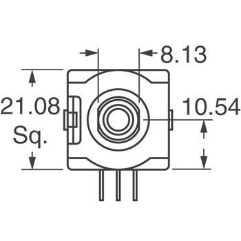 574SX1M48F104SD外观图