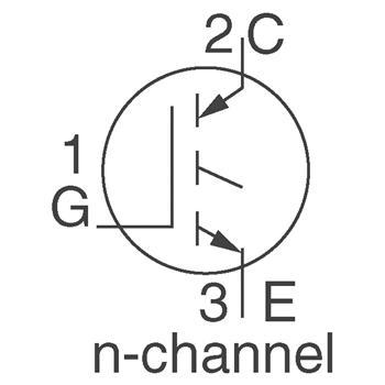 IRG4BC30WPBF外观图