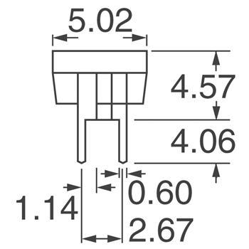 IRLD120PBF外觀圖