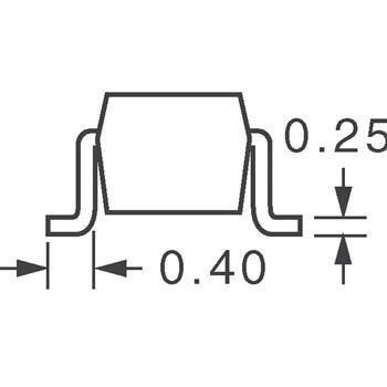 2N7002DW-7-F外觀圖