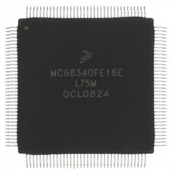MC68340FE16E外观图