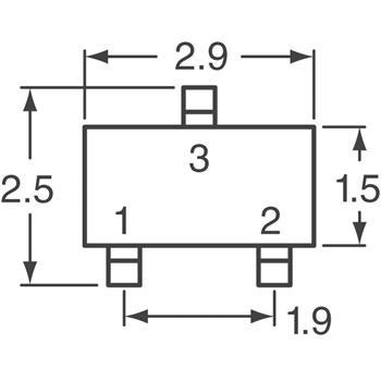 2SK536-TB-E外观图