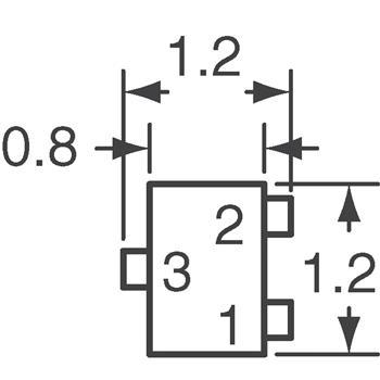2SC5658T2LQ外观图