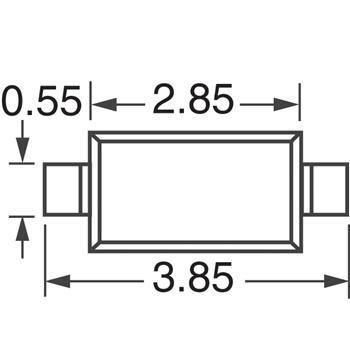 1N4148W-7-F外观图